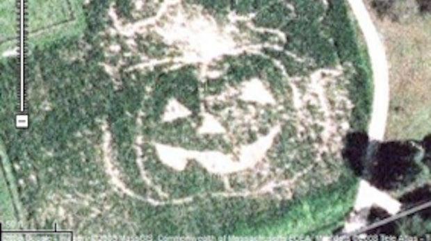 10 erstaunliche Google Earth Bilder [Galerie]