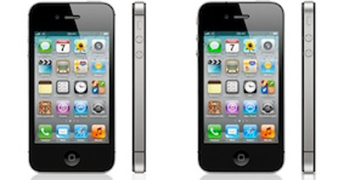 iphone 4 vs iphone 4s die hardware im vergleich. Black Bedroom Furniture Sets. Home Design Ideas