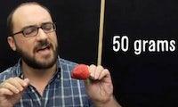 Das Internet wiegt so viel wie eine Erdbeere [Video]
