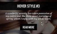 Schicke Hover-Effekte mit CSS3 Transitions