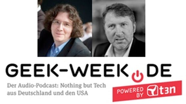 """Geek-Week""-Podcast: Google, Yahoo, Pinterest, Daniel Fiene"