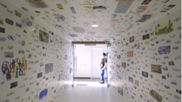 Google X: Erstes Produkt aus dem Geheimlabor kommt noch 2011