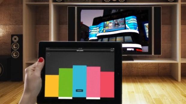 Fernsehen der Zukunft per Mobile App [Video]