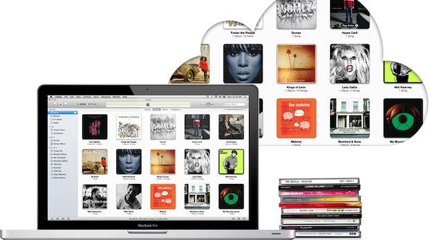 iTunes Match ist da: Legalize your MP Dreis