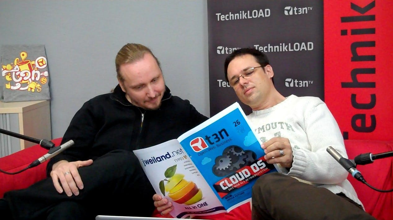 TechnikLOAD 58 - t3n Web Awards und Google+ Pages