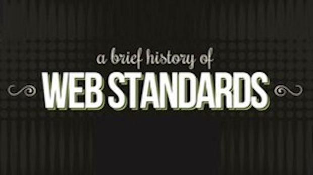 Geschichte der Webstandards