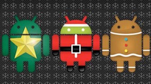 Android-Smartphones für den Gabentisch – Von Einsteiger- bis Oberklasse