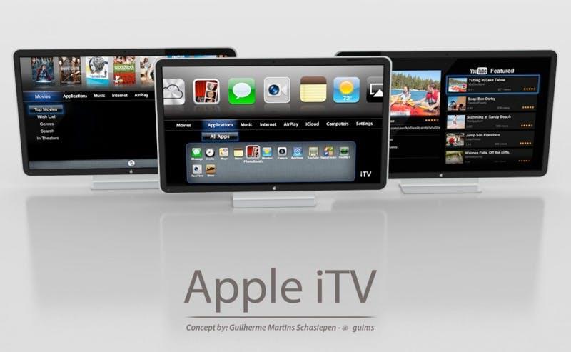Apple Fernseher: Erste konkrete Informationen über Features aufgetaucht