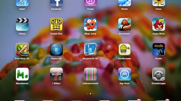 Zeig mir deinen Homescreen: Zwölf Tipps für iPad-Apps