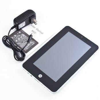 Android-Tablets: Ab 39,99 Euro geht es los