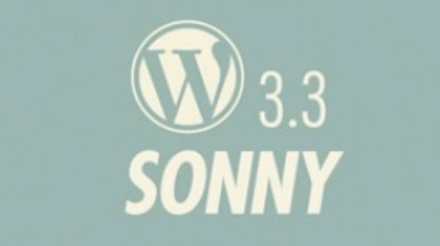 """WordPress 3.3. """"Sonny"""" steht zum Download bereit"""