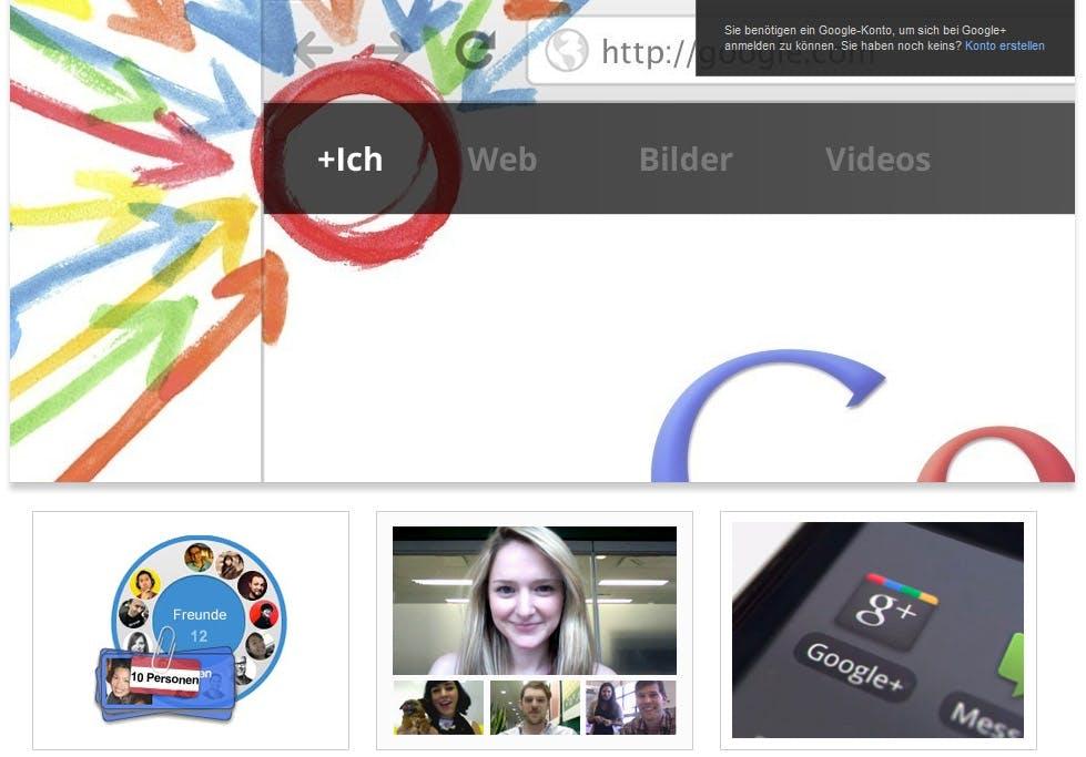 Google+ erlaubt jetzt auch Pseudonyme