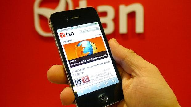 Mobile Webseite gestartet: t3n-Artikel jetzt bequem am Smartphone lesen [Galerie]