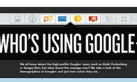 Google+: So sieht der durchschnittliche Nutzer aus [Infografik]