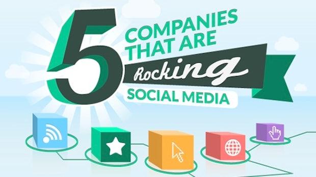 Social Media Best Practice - 5 Unternehmen zeigen, wie es geht