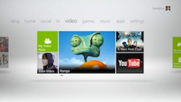 Smart-TV: Xbox 360 als neuer Konkurrent für Google und Apple TV