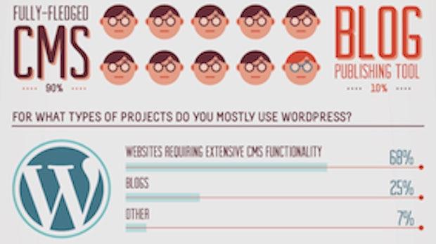 WordPress 2011: So nutzen Anwender das System
