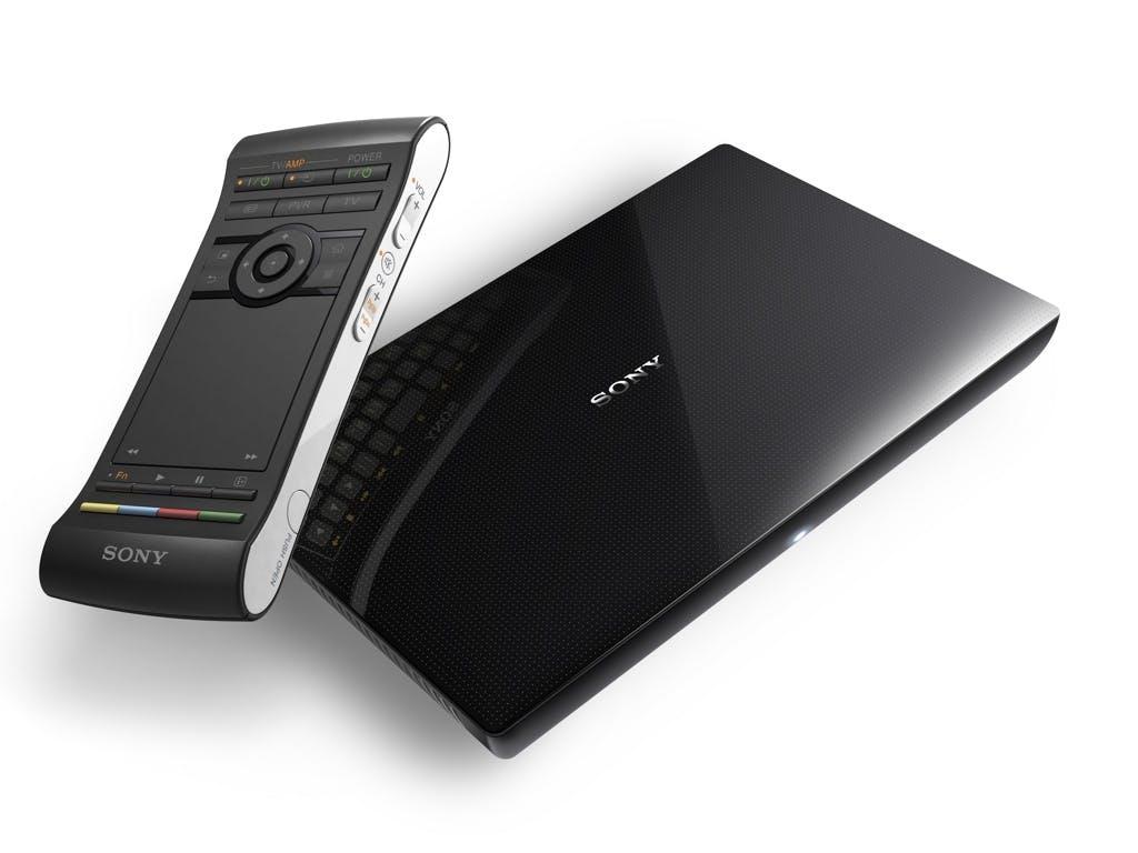 Google TV: Sony kündigt Produkte für Deutschland an [CES 2012]