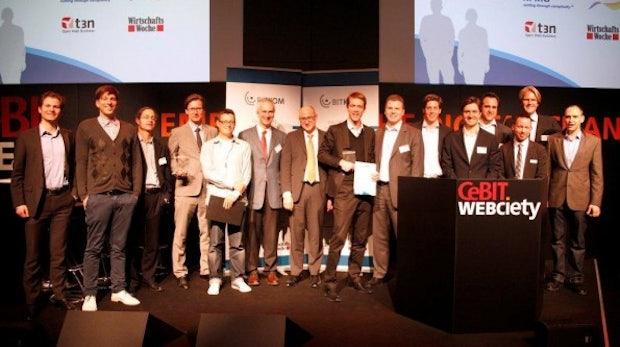 CeBIT 2012: Startups jetzt mitmachen! Bitkom Innovators' Pitch