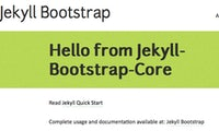 Website Generator Jekyll: Schnell und einfach ohne CMS publizieren