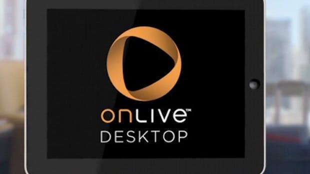 Windows 7 auf dem iPad – OnLive Desktop macht's möglich