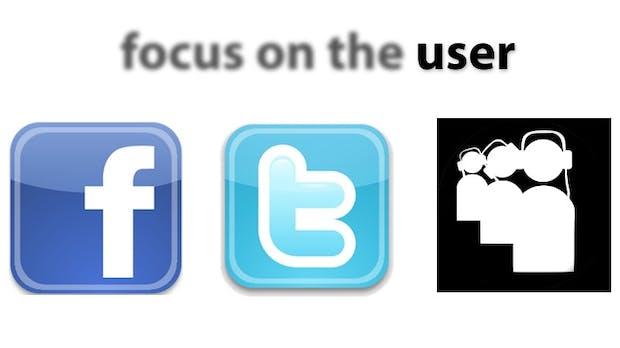Social Network Wars: Facebook-, Twitter- & MySpace-Entwickler starten Initiative gegen Google