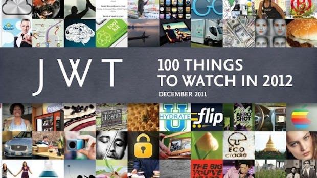 Trends 2012: 100 Themen, die in diesem Jahr wichtig sind