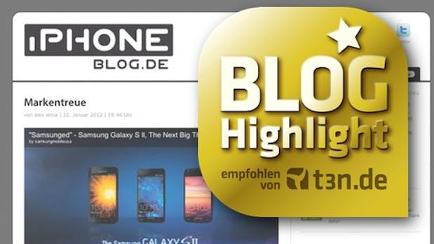 """Blog-Highlight iPhoneBlog.de: """"95 Prozent meiner Aufmerksamkeit widme ich dem Blog"""""""