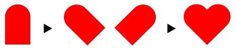 CSS-Herz