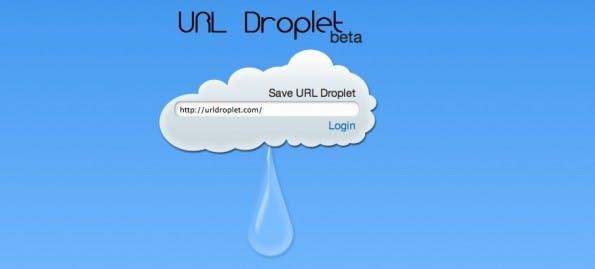 dropbox url droplet