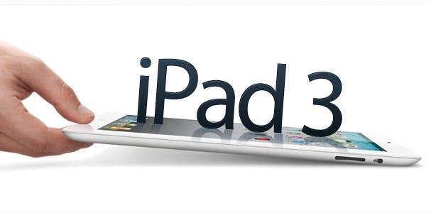 iPad 3 wird Anfang März vorgestellt [Bericht]
