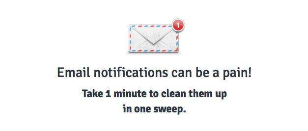 Notification Control - Kampf den E-Mail-Benachrichtigungen
