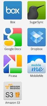 otixo cloud services