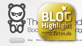 """Blog-Highlight TheAngryTeddy.com: """"Die größte Motivation ist das Feedback der Leser"""""""