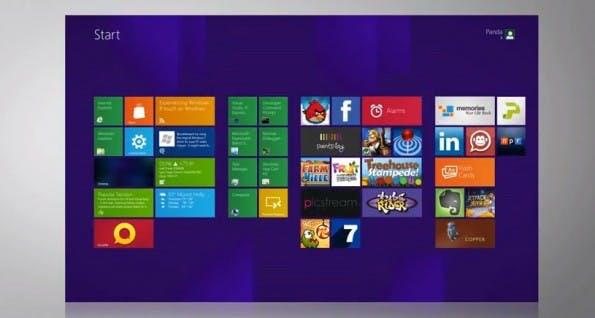 windows 8 bluestacks ces 2012