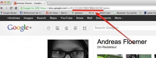 Google+ to RSS 1