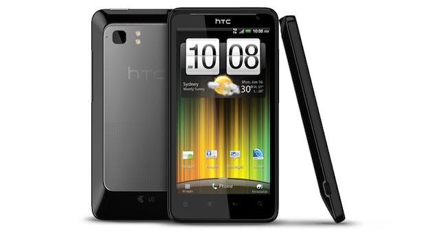 HTC Velocity 4G: Erstes LTE-Smartphone für Deutschland