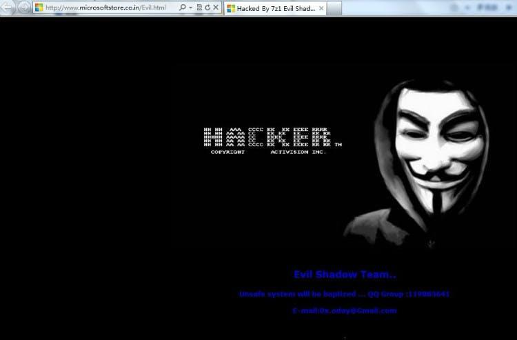 Microsoft Store in Indien gehackt - Passwörter in Klartext gespeichert