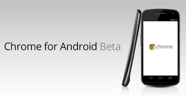 Chrome für Android Beta ist da – aber nur für Ice Cream Sandwich