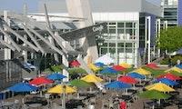 Googleplex: So bunt sieht es bei Google in Mountain View aus [Bildergalerie]