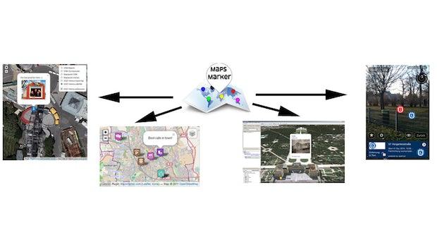 Leaflet Maps Marker für Wordpress