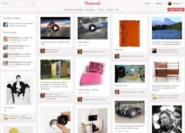 Pinterest macht das Teilen von Inhalten nicht nur einfach, sondern auch zu einer optischen Augenweide. Rechtlich sieht es dagegen düster aus.