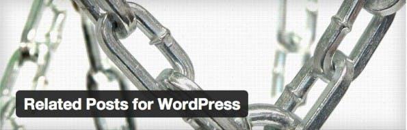 """Eines der besseren """"Related Post Plugins"""" für WordPress. (Quelle: wordpress.org)"""