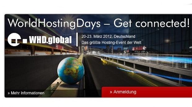 Veranstaltungstipp: WorldHostingDays 2012 in Rust