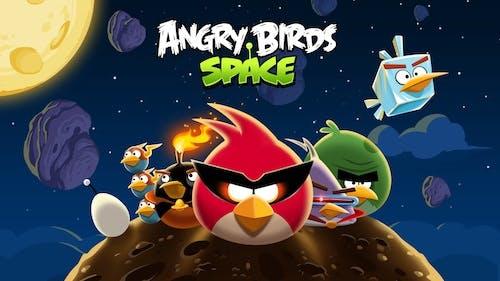 NASA kündigt Angry Birds Space an – erste Spielszenen im Video