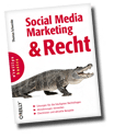 Social Media Marketing und Recht das Buch callto