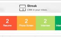 Streak: Simples CRM direkt in Google Mail