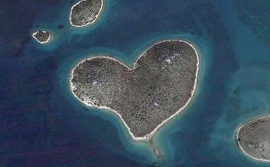 Wow! Beeindruckende und mysteriöse Bilder auf Google Earth