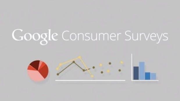 Kundenbefragungen leicht gemacht mit Google Consumer Survey