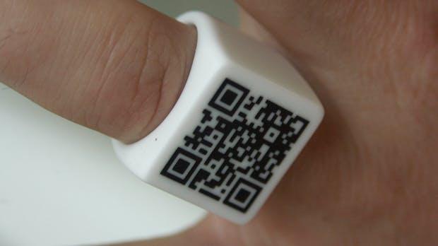 SnippQR: Einfach und schnell bunte QR-Codes erstellen